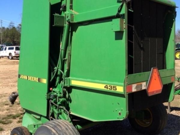 John Deere 435 Baler Parts – Billy Knight