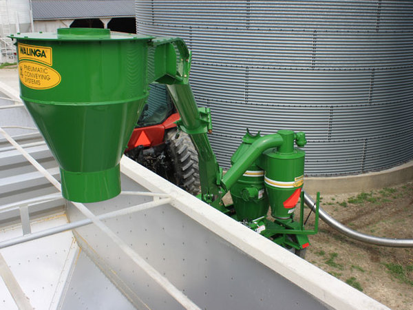 2018 Walinga 5614 Grain Vac
