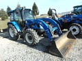 2006 New Holland TL100A Tractor