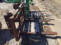 Worksaver Pallet Forks Loader and Skid Steer Attachment