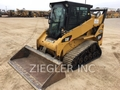 2011 Caterpillar 257B3 Skid Steer