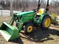 2015 John Deere 3032E Tractor