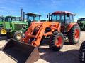 2012 Kubota M135X Tractor