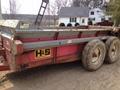 1998 H & S 310 Manure Spreader