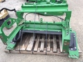 John Deere S670 FeederHouse Harvesting Attachment