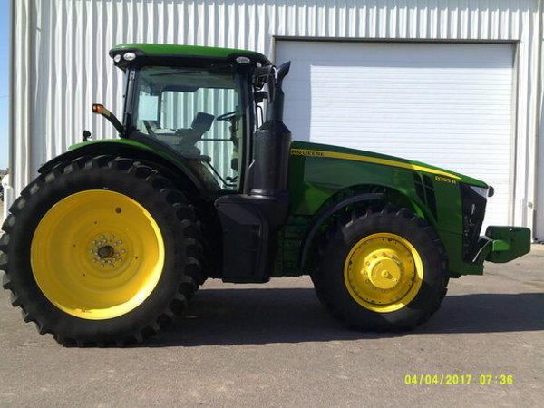 2015 John Deere 8295r Tractor Garden City Ks Machinery Pete