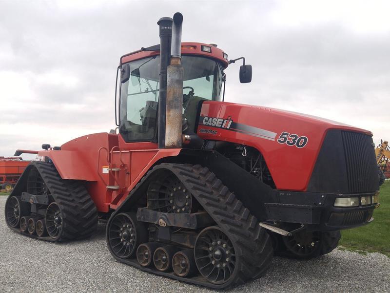 Case 530 Farm Tractor : Case ih steiger quadtrac tractor wilkinson in