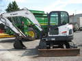 2010 Bobcat E80 Excavators and Mini Excavator