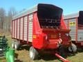 2008 H & S FBTA18 Forage Wagon