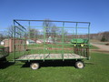 Agri-Products 9x16 bale rack Bale Wagons and Trailer