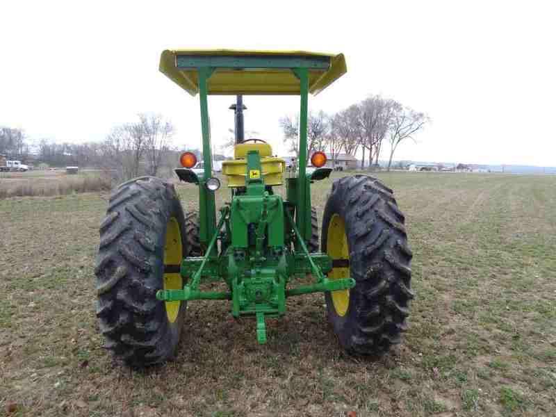 1972 John Deere 4320 Tractor