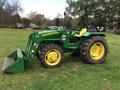 2013 John Deere 5075E Tractor