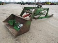 John Deere 46A Loader and Skid Steer Attachment