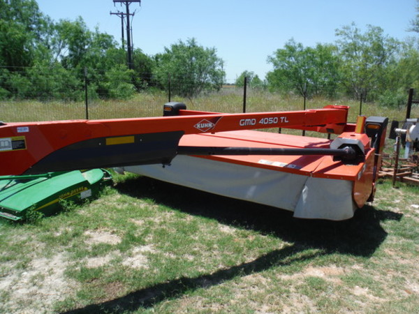 2013 Kuhn GMD4050TL Disk Mower