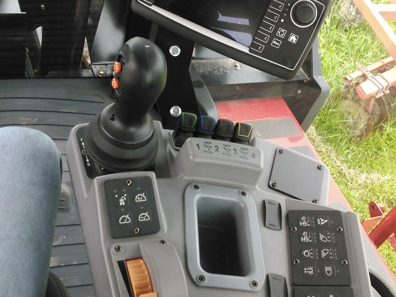 2015 Versatile 450DT Tractor