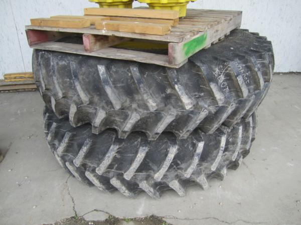 2013 Firestone 480/80R42 Tires Wheels / Tires / Track