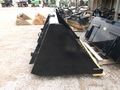 """2014 Universal 66"""" Tube Top High Capacity Bucket Loader and Skid Steer Attachment"""