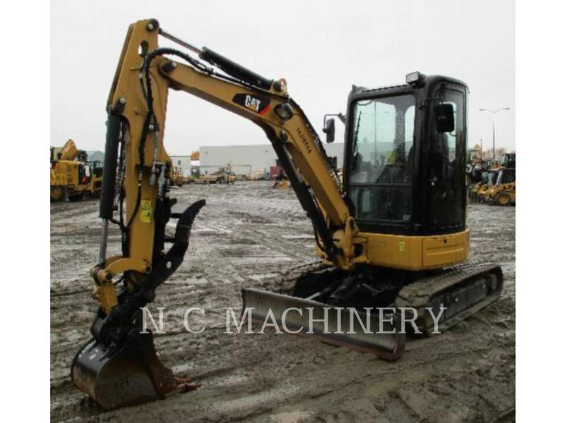 2014 Caterpillar 303.5ECR Excavators and Mini Excavator