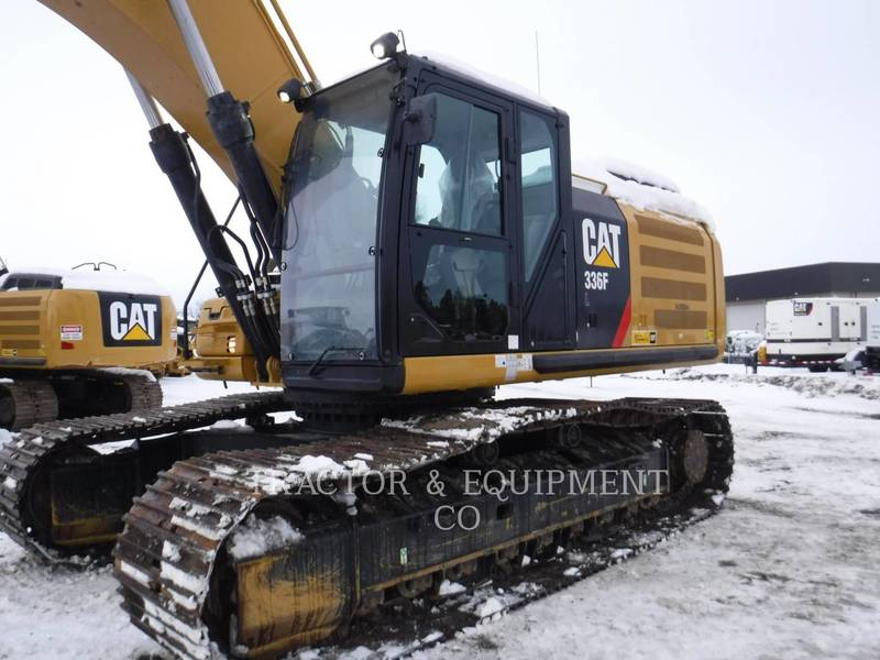 2015 Caterpillar 336FL Excavators and Mini Excavator