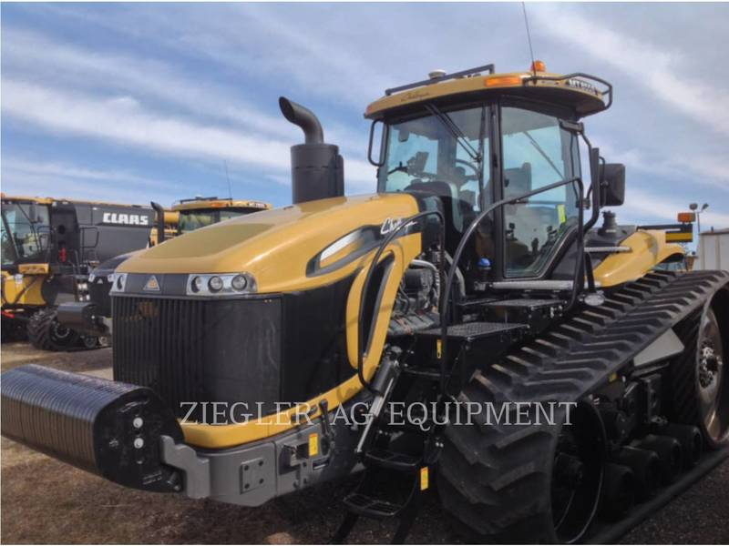 2015 Challenger MT855E Tractor
