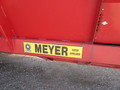 2009 Meyer 8865 Manure Spreader
