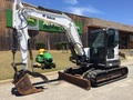 2011 Bobcat E80 Excavators and Mini Excavator