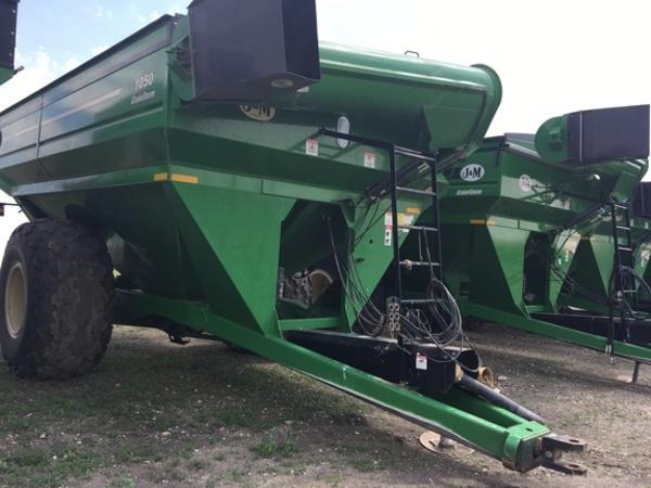 2007 J&M 1050-22 Grain Cart