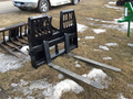 """2014 Notch Notch 48"""" Loader and Skid Steer Attachment"""