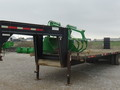 2007 Other 33'GNFBTD Flatbed Trailer