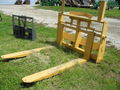 ACS 60 Loader and Skid Steer Attachment