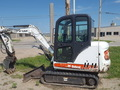 2009 Bobcat 331E Excavators and Mini Excavator