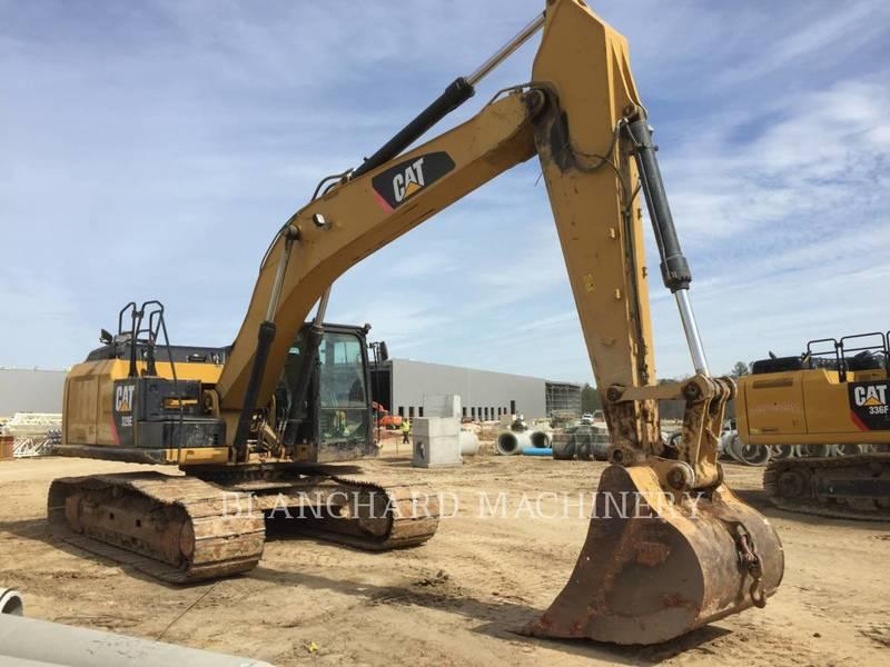 2013 Caterpillar 329EL Excavators and Mini Excavator