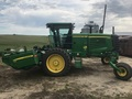 2012 John Deere A400 Self-Propelled Windrowers and Swather