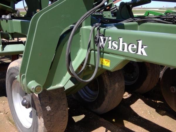 2013 Wishek 862NT-34 Disk