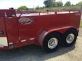 2013 Thunder Creek ADT990 Fuel Trailer