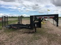 2013 Donahue Trailers EXG-180 Flatbed Trailer