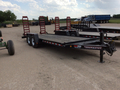 2014 Towmaster TC-12D Flatbed Trailer