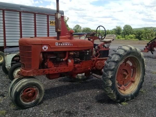1947 Farmall Super M Tractor