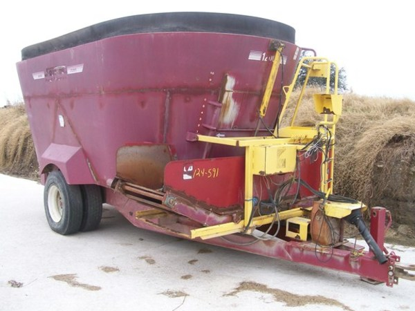 2006 Supreme International 1200T Grinders and Mixer