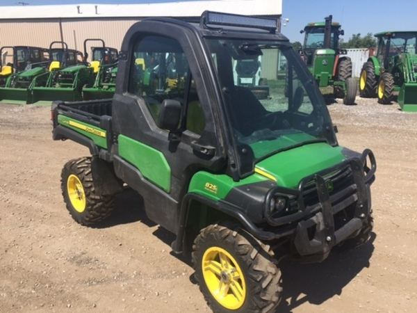 2016 john deere gator xuv 825i atvs and utility vehicle baldwin city ks machinery pete. Black Bedroom Furniture Sets. Home Design Ideas