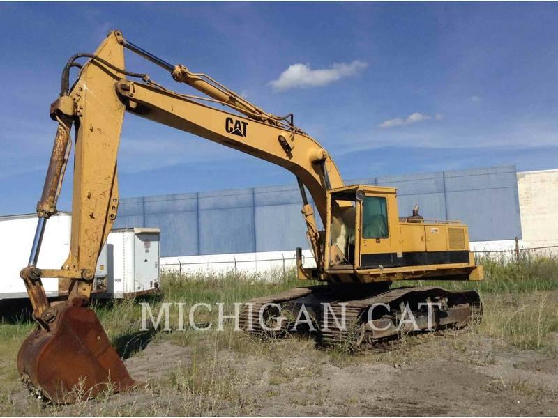1992 Caterpillar 235C Excavators and Mini Excavator