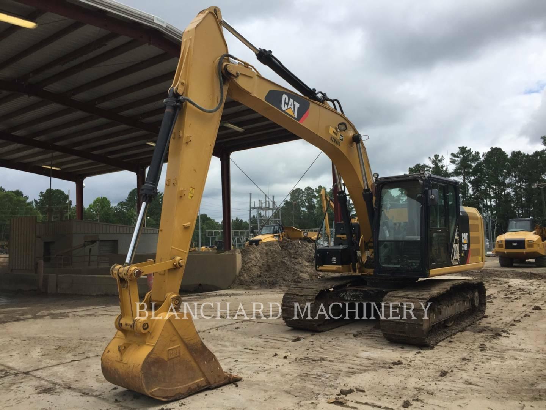 2012 Caterpillar 316EL Excavators and Mini Excavator
