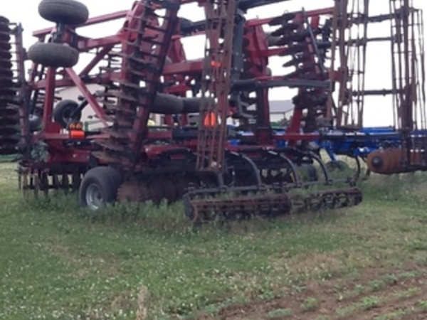 2010 Case IH True Tandem 330 Turbo Vertical Tillage