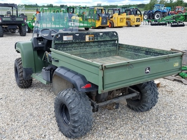 2004 John Deere Gator HPX ATVs and Utility Vehicle