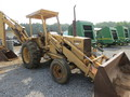 1982 Ford 655A Backhoe