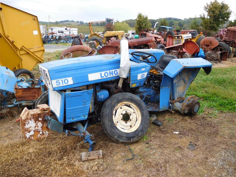 Long 510 Tractor