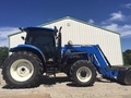 2007 New Holland T6030 Tractor