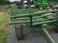 D&E MFG EE200 Bale Wagons and Trailer