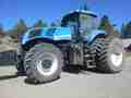 2013 New Holland Genesis T8.275 Tractor