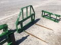 2006 Other Bale Spear Loader and Skid Steer Attachment